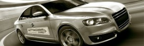 Silver Car - Airport Transfer in Nottingham, Nottinghamshire